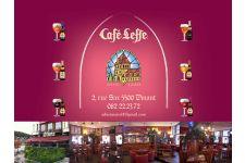 Logo pour Café Leffe